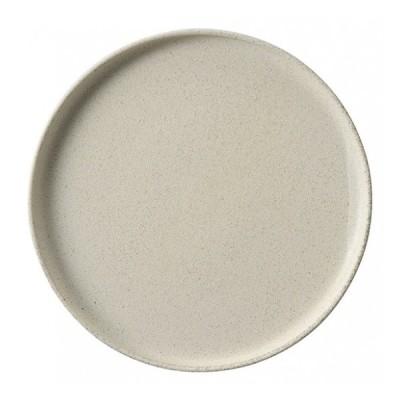 絹衣 きごろも 7.5丸浅口切立皿 和食器 丸皿(中) 業務用 カネスズ 約22.9cm 和食 和風 中皿