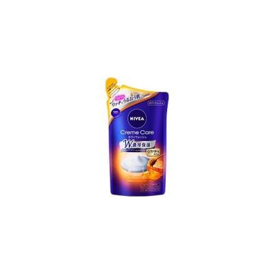 「花王」 ニベア クリームケア ボディウォッシュ イタリアンプレミアムハニーの香り (つめかえ用) 360ml  「化粧品」