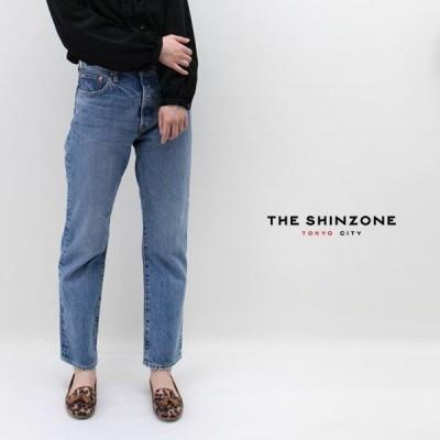 THE SHINZONE シンゾーン レディース GENERAL JEANS ジェネラルジーンズ(18SMSPA65)(BASIC)