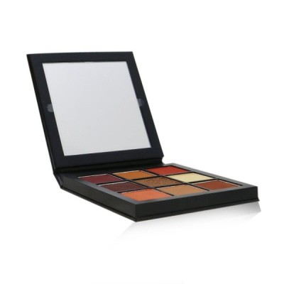 HudaBeauty セット&コフレ Huda Beauty Obsessions Eyeshadow Palette (9x Eyeshadow) #Warm Brown 9x1.1g ホワイトデーお返し