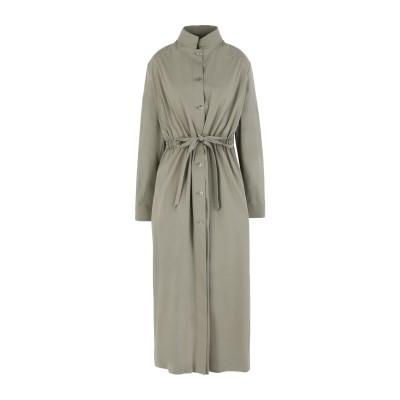 NIŪ 7分丈ワンピース・ドレス ミリタリーグリーン S コットン 95% / ポリウレタン 5% 7分丈ワンピース・ドレス