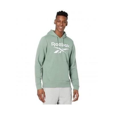 Reebok リーボック メンズ 男性用 ファッション パーカー スウェット Training Essentials Sweatshirt - Harmony Green