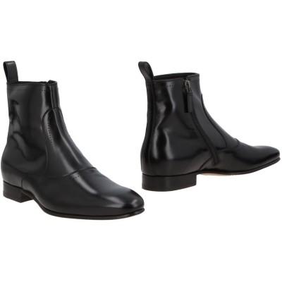 グッチ GUCCI ブーツ ブラック 6 革 ブーツ