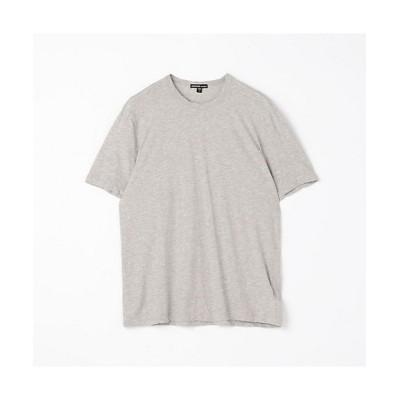 <JAMES PERSE(Men)/ジェームスパース> リュクス ジャージークルーネックTシャツ MELJ3199 14グレーケイ【三越伊勢丹/公式】