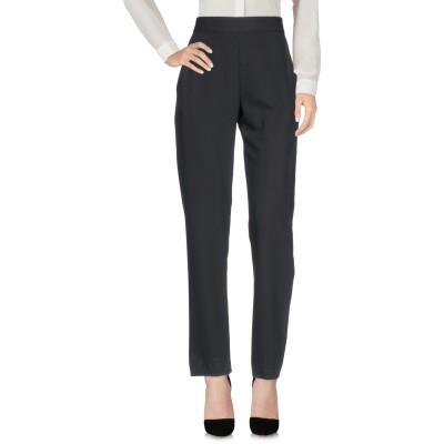 ALEX VIDAL パンツ ブラック 40 ポリエステル 75% / レーヨン 20% / ポリウレタン 5% パンツ