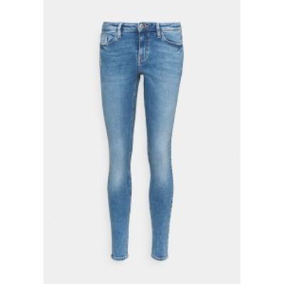イー ディ シー バイ エスプリ レディース デニムパンツ ボトムス Jeans Skinny Fit - blue medium wash blue medium wash