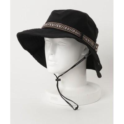 go slow caravan / ライトキャンバスキャンパーハット WOMEN 帽子 > ハット