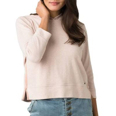 プラーナ レディース パーカー・スウェット アウター prAna Women's Cozy Up Summer Sleeve Pullover