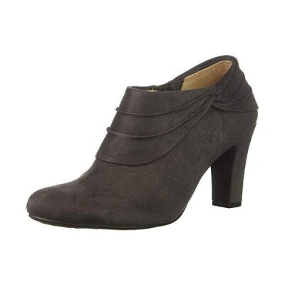 LifeStride Women's Corie Ankle Boot, Tornado, 11 M US【並行輸入品】