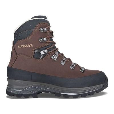 ローバー Lowa Boots レディース ハイキング・登山 ブーツ シューズ・靴 Lowa Baffin Pro LL II Boot Chestnut/Navy