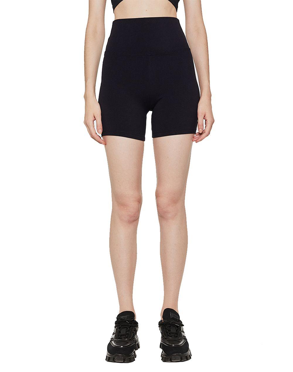Essential Biker Shorts-YUYU