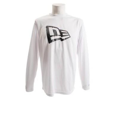 【ニューエラ限定】 長袖 テック Tシャツ フラッグ 11877248 オンライン価格