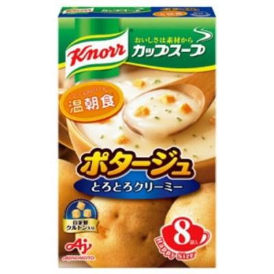 味の素 株式会社 「クノール(R) カップスープ」ポタージュ(8袋入) 130.4g×6個セット 【■■】