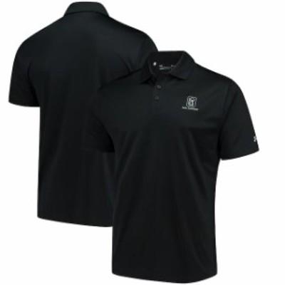 Under Armour アンダー アーマー スポーツ用品  Under Armour TPC San Antonio Black Performance Polo