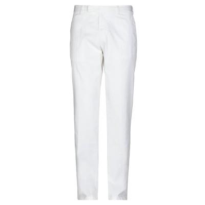 アルマーニ ジーンズ ARMANI JEANS パンツ ホワイト 40 コットン 97% / ポリウレタン 3% パンツ
