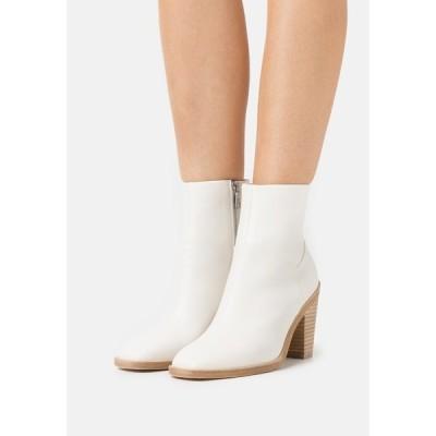 ラグアンドボーン ブーツ&レインブーツ レディース シューズ AXEL BOOT - Classic ankle boots - antique white