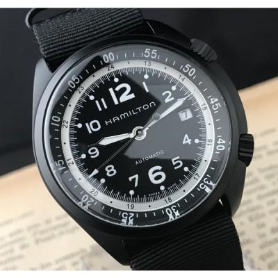 新品 ハミルトン Hamilton カーキ パイロット パイオニア アルミニウム 自動巻き メンズ腕時計
