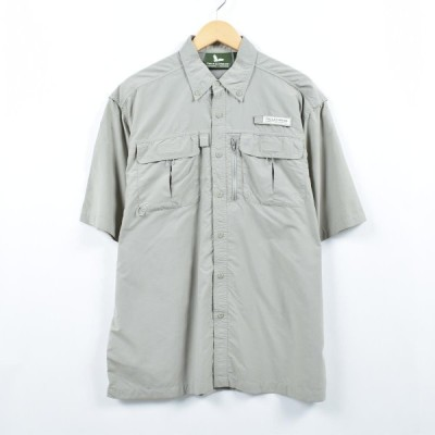 FIELD&STREAM 半袖 フィッシングシャツ L /eaa021966