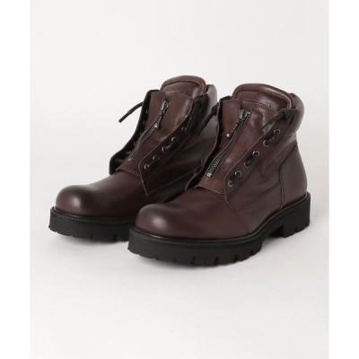 ブーツ TORNADO MART∴センタージップアップブーツ