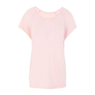 CASALL T シャツ ピンク 36 指定外繊維(テンセル)® 100% T シャツ