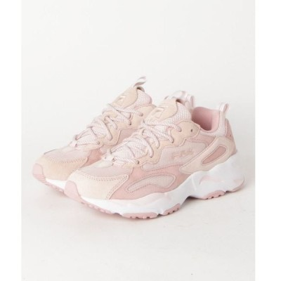 スニーカー FILA RAY TRACER WOMENS (LIGHT PINK)