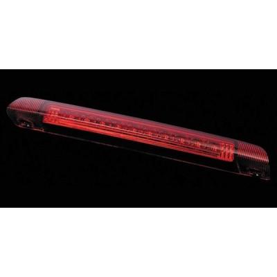 VALENTI ヴァレンティ LEDハイマウントストップL レッドレンズ/クローム L375/385タントカスタム  HT375TNT-RC-1 4580277391620