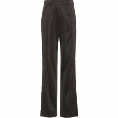 ジバンシー Givenchy レディース スウェット・ジャージ ボトムス・パンツ logo-printed trackpants
