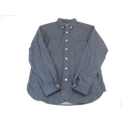 CALEE キャリー コットンシャツ サイズ:S メンズ 長袖シャツ 衣類 #UF2468