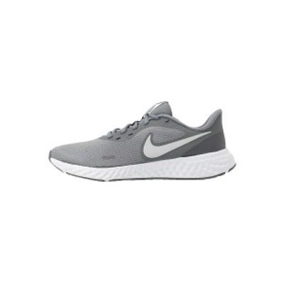 ナイキ メンズ ランニング スポーツ REVOLUTION 5 - Neutral running shoes - cool grey/pure platinum/dark grey cool grey/pure platin