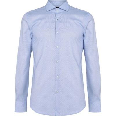 ヒューゴ ボス Boss メンズ シャツ トップス Jason Doby Shirt Pastel Blue