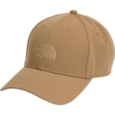 ノースフェイス メンズ 帽子 アクセサリー Recycled 66 Classic Hat Utility Brown