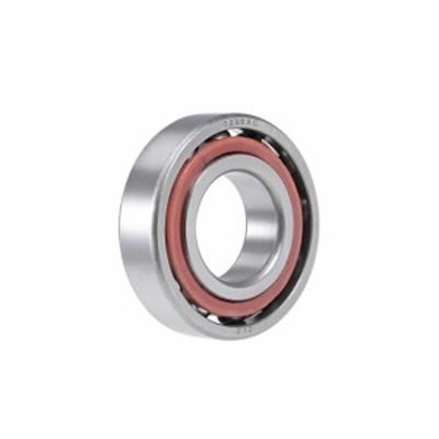 uxcell アンギュラ玉軸受 7206AC 30x62x16mm 単列 オープンタイプ クロム鋼 Z1ノイズレベル 1個入り