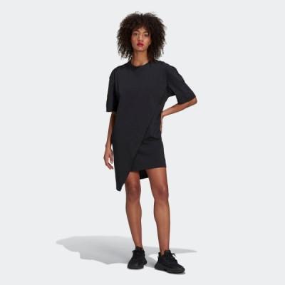 セール価格 返品可 アディダス公式 ウェア・服 オールインワン adidas Tシャツワンピース