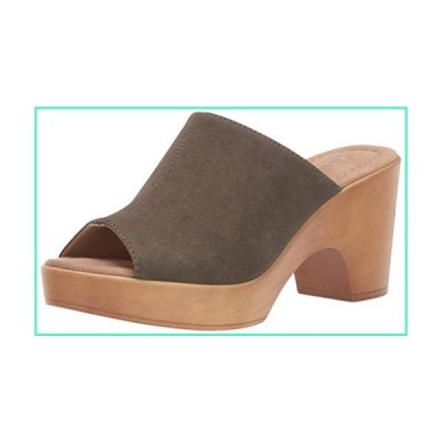 CL by Chinese Laundry Women's Allison Heeled Sandal Olive 9 M US並行輸入品