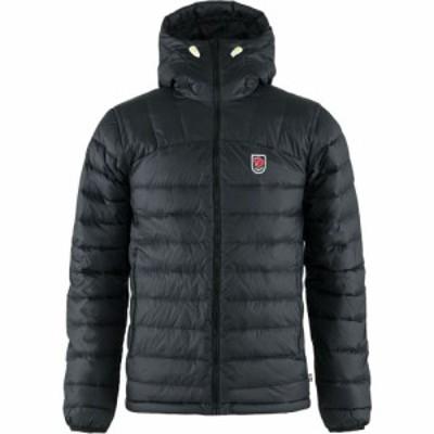 フェールラーベン Fjallraven メンズ ダウン・中綿ジャケット フード アウター Expedition Pack Down Hooded Jacket Black