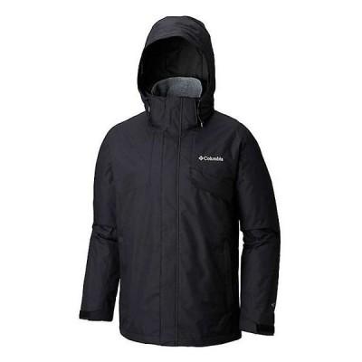 コロンビア ジャケット&ブルゾン メンズ アウター Columbia Men's Bugaboo II Fleece Interchange Jacket Black