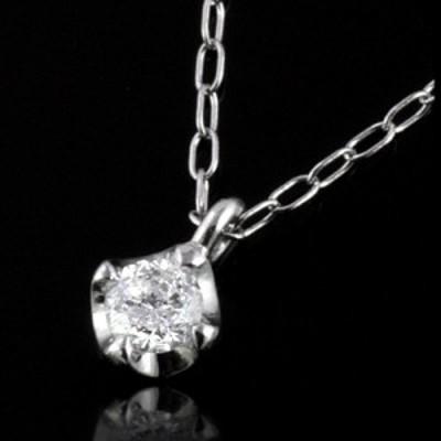 ダイヤモンド ネックレス プラチナ ダイヤモンドネックレス