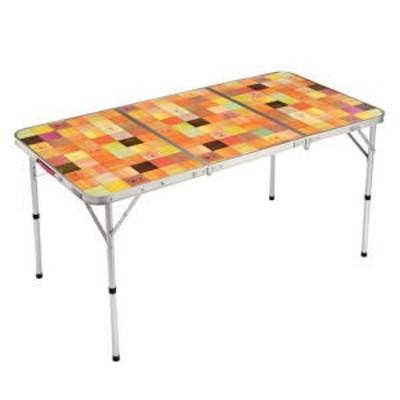 コールマン ナチュラルモザイクリビングテーブル 140プラス 2000026750