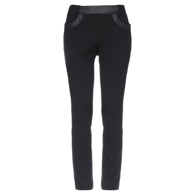 TWINSET UNDERWEAR パンツ ブラック XS レーヨン 95% / ポリウレタン 5% / ポリエステル / コットン パンツ