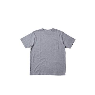 カブー(KAVU) ポケットTシャツ 19820416 GRY (メンズ)