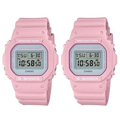 国内正規品 CASIO G-SHOCK Gショック ジーショック カシオ メンズ レディース ペアウォッチ ペールトーン DW-5600SC-4JFDW-5600SC-4JF あすつく 腕時計