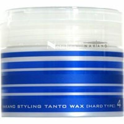 ナカノ スタイリング タントN ワックス 4 ハードタイプ(90g)