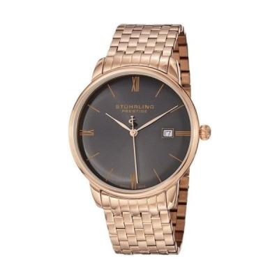 ストゥーリング Prestige 307B 334469 2 キングストンエリート スイス メイド デート メンズ 腕時計