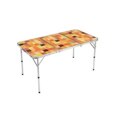 コールマンCOLEMAN ナチュラルモザイク リビングテーブル/140プラス 2000026750 キャンプ用品 ファミリーテーブル セール 送料無料