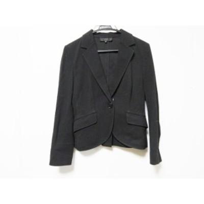 アンタイトル UNTITLED ジャケット サイズ2 M レディース 黒【還元祭対象】【中古】