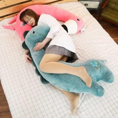 抱き枕 ユニコーン ぬいぐるみ きょうりゅう フラミンゴ 抱き枕 添い寝 彼氏枕 誕生日プレゼント 80cm