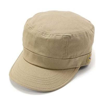 Dickies (ディッキーズ) ベーシック ワークキャップ 帽子 メンズ レディース キャップ ユニセックス ベージュ