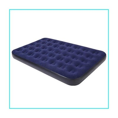 HX0945 Large Mattress Air Bed Double Bed Queen Size Air Mattress Air Bed Outdoor Office Bedroom Living Room Portable Folding Travel Bed Bearing 275kg
