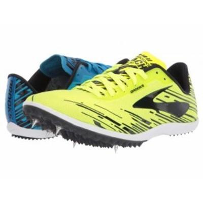 Brooks ブルックス メンズ 男性用 シューズ 靴 スニーカー 運動靴 Mach 18 Nightlife/Brooks Brite Blue/Black【送料無料】
