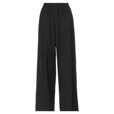 MALLONI パンツ ブラック 46 ポリエステル 54% / バージンウール 44% / ポリウレタン 2% パンツ
